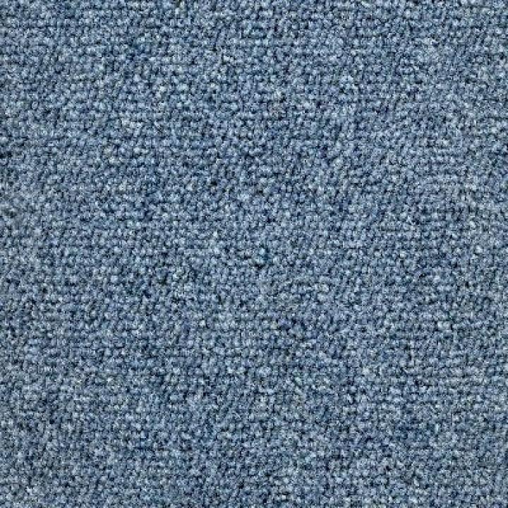 Ковровая Плитка Status (Статус) 86 голубой