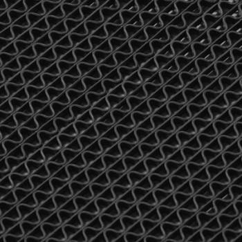 Грязезащитное покрытие Балттурф Зиг-Заг Черный 5,5 мм