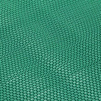 Грязезащитное покрытие Балттурф Зиг-Заг Зеленый 5,5 мм