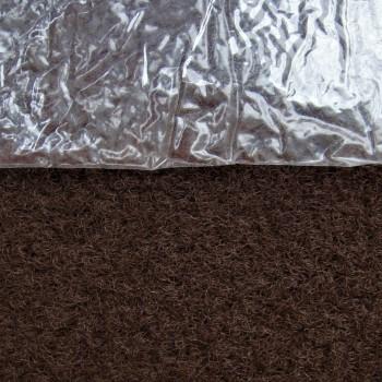 Ковролин c защитной пленкой exposhow 9548 Шоколадный