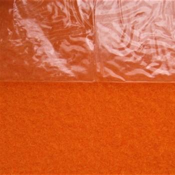 Ковролин c защитной пленкой exposhow 9557 Оранжевый