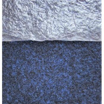 Ковролин c защитной пленкой exposhow 9654 Темно-синий
