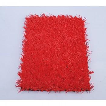 Искусственная трава deco 20 мм Красная