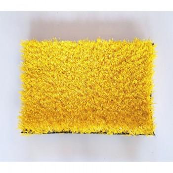 Искусственная трава deco 20 мм Желтая