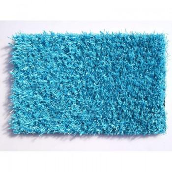 Искусственная трава deco 20 мм Голубая
