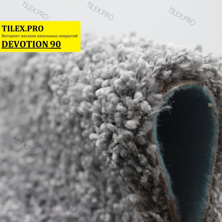 Ковролин AW Devotion (Девотион) 90 серый