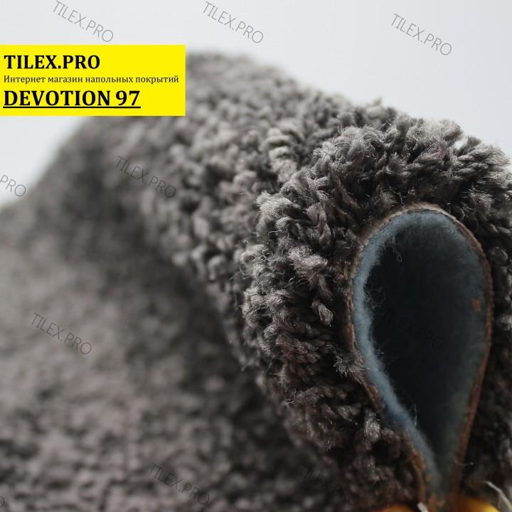 Ковролин AW Devotion (Девотион) 97 черный