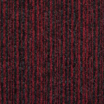 Ковровая Плитка EverestLine (Эверест Лайн) 120 Красно-черный