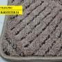 Ковролин Harvester (Харвестер) 54 терракотовый