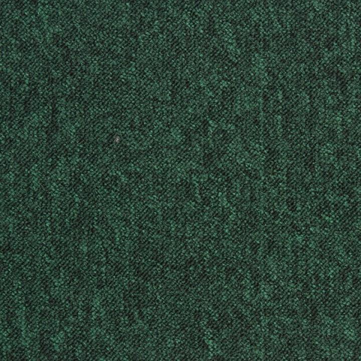 Ковровая плитка Larix 44 зеленый