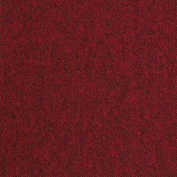 Ковровая плитка Larix 15 красный