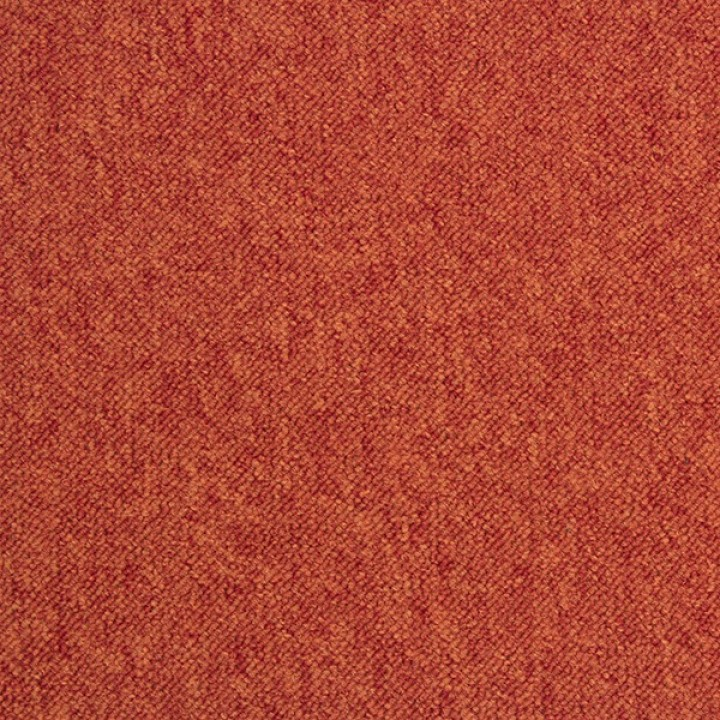 Ковровая плитка Larix 17 оранжевый