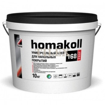 Универсальный клей Homakoll 168 prof  3 литра