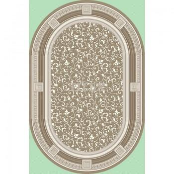 Овальный ковёр Версаль 2522c8xo