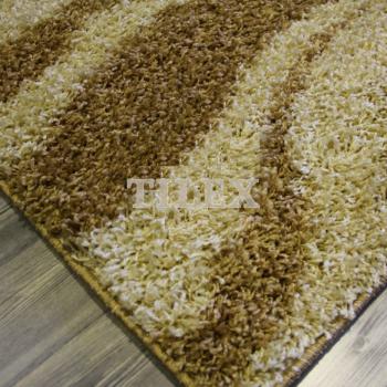 Ковролин Shaggy (Шегги) SH59 Кофейная волна