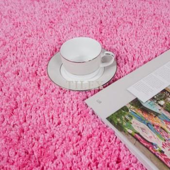 Ковролин Shaggy (Шегги) SH11 Розово-Сиреневый