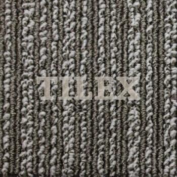 Ковровая Плитка Artline (Артлайн) 3741 Бело-Серый