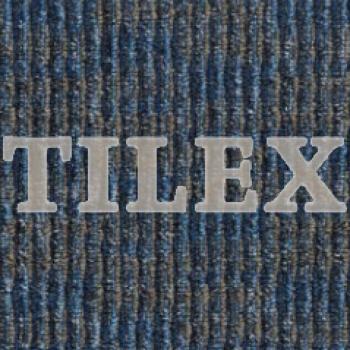 Ковровая Плитка Toronto 380 (Торонто) Серый-Синий