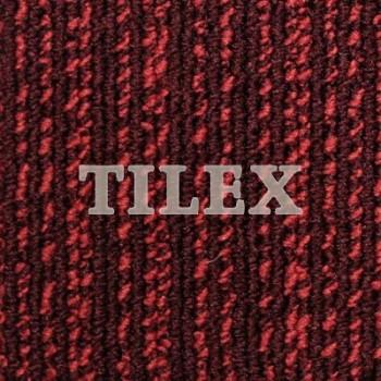 Ковровая Плитка Artline (Артлайн) 1144 Бордово-красный
